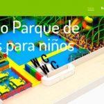 Diseño Web Coconut Park